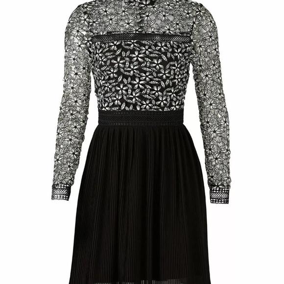 96b6f585dc71 Alexia Admor Dresses | Sale Floral Lace Sheath Midi Dress | Poshmark